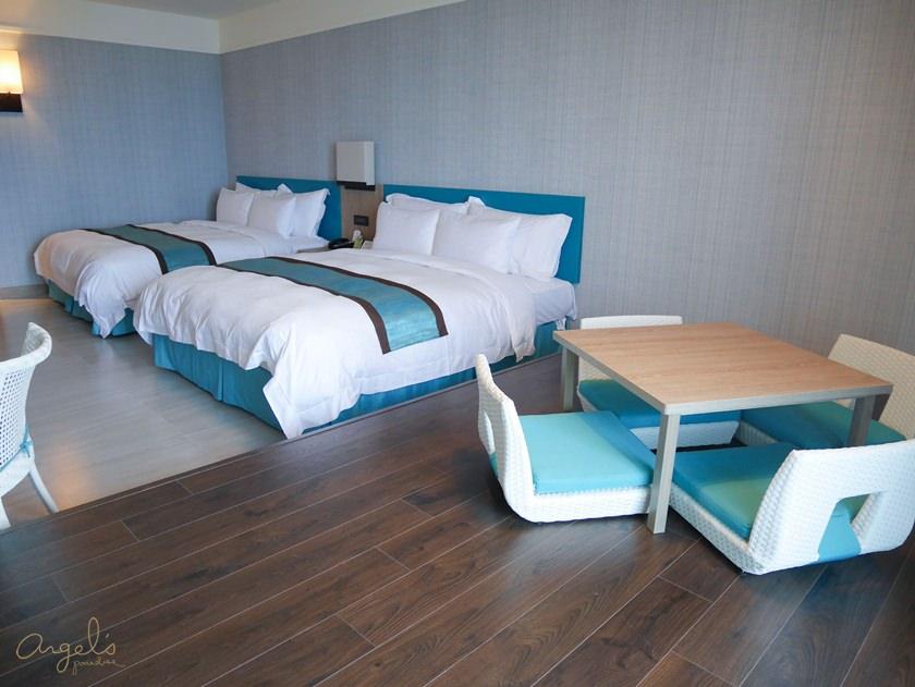 【旅行】擁有福隆沙灘海景的福容飯店!夏日尾聲全家人度假去!