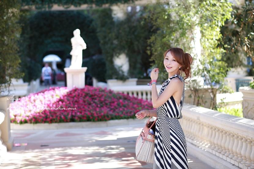 ▌度假穿搭 ▌夏日的美西旅遊15天Daily Outfit♥賭城,西雅圖,達拉斯♥
