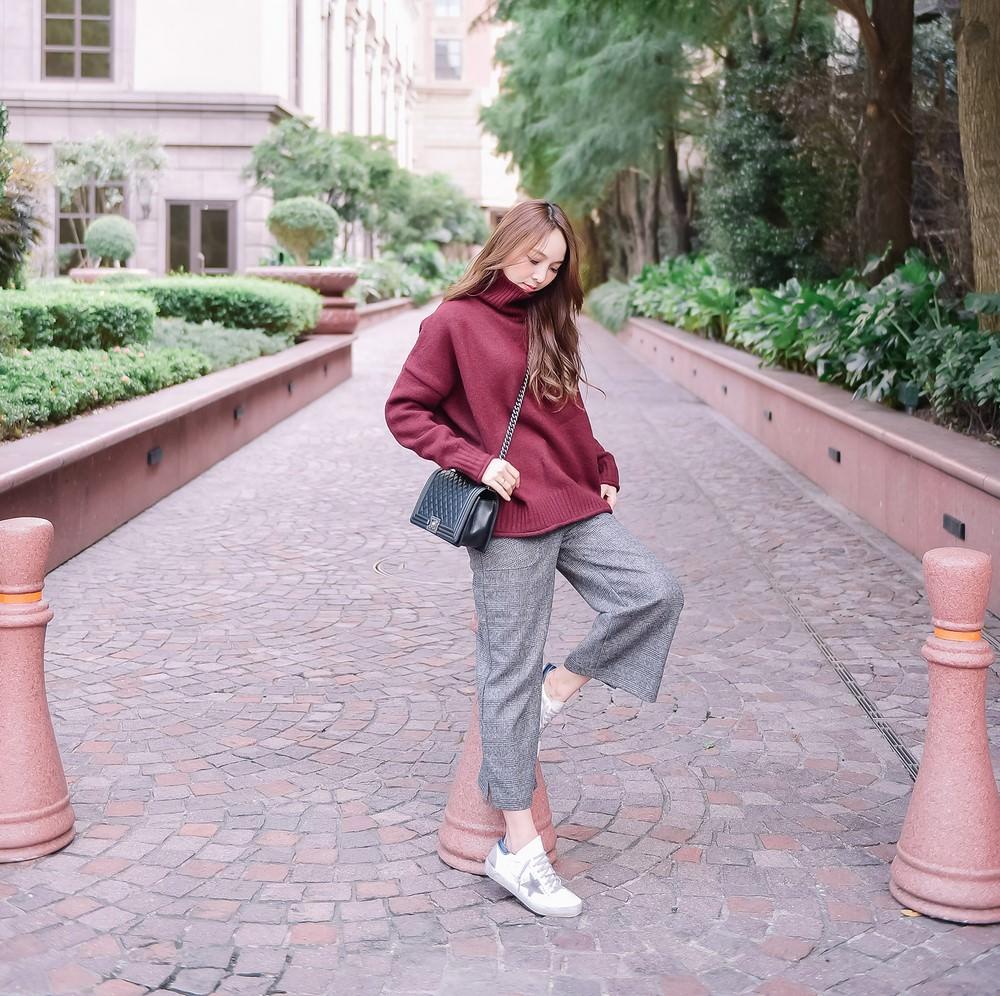【穿搭】Chochobee冬♡當個可以優雅、率性、甜美的輕熟女吧!