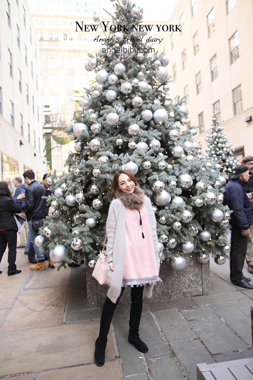 【穿搭】紐約12天之旅♡掌握保暖又輕巧的6 Outfits.part2