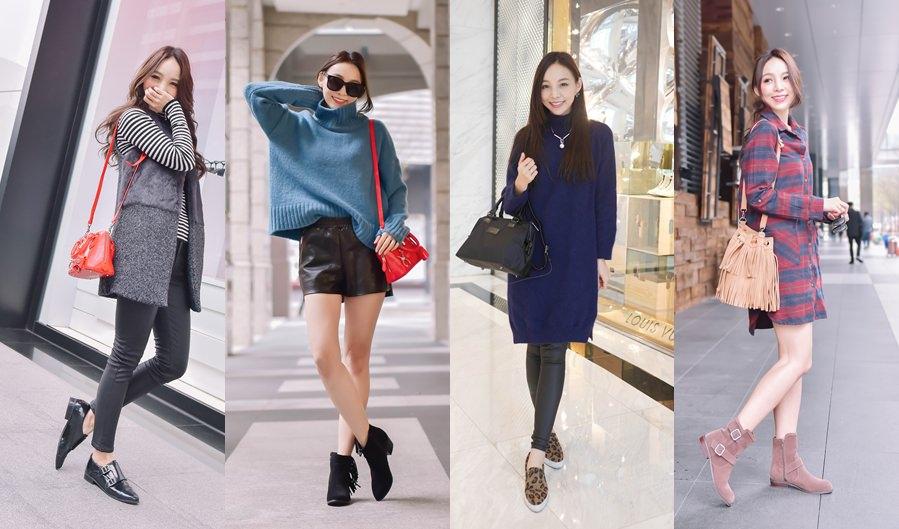 【穿搭】陪我走跳香江❤ORiental TRaffic優雅的4雙美鞋