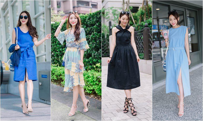 【穿搭】Dress Culture春夏,四件無可取代的絕美洋裝❤