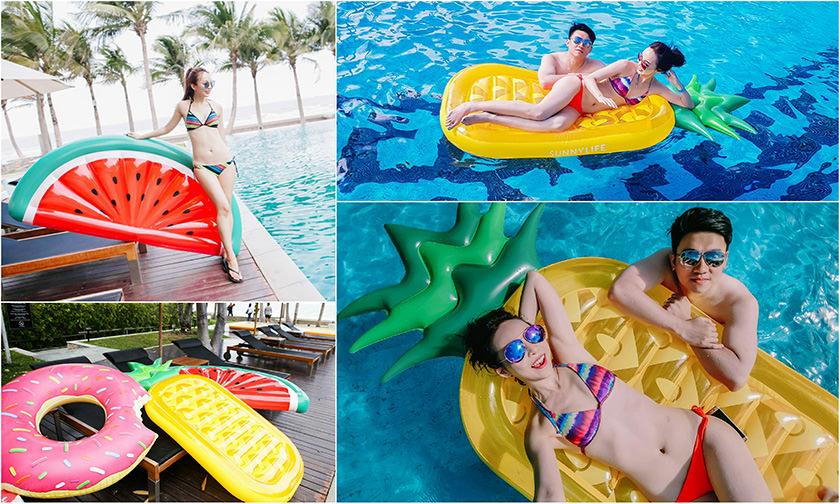 【度假】你不能不知道~夏日玩水必備!國外購物網站超可愛的泳圈們