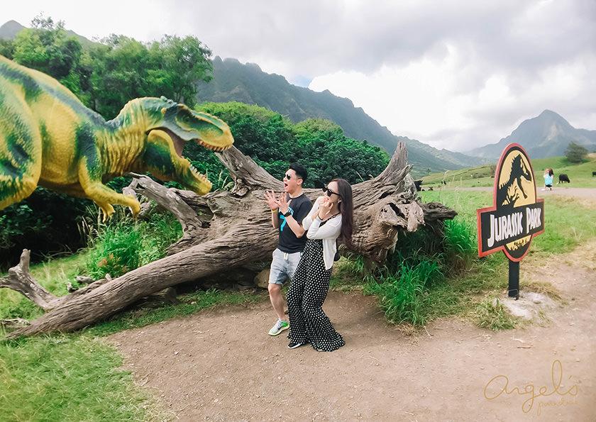 【夏威夷-歐胡】夏威夷熱門景點!Kualoa Ranch古蘭尼牧場一日遊怎麼玩?