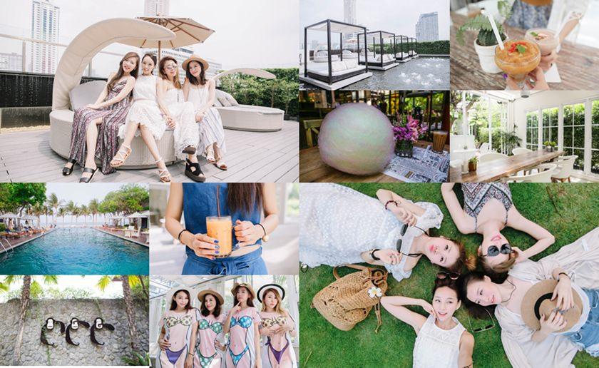 【曼谷/華欣】與姊妹的超放鬆之旅,按摩午茶度假就是我們這5天4夜的寫照