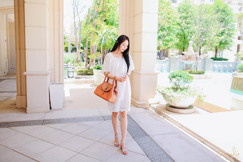 【穿搭】夏/孕媽咪的時尚穿搭週記❤20W~21W