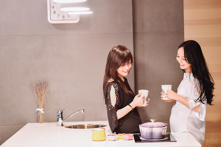 【懷孕大小事】姐妹孕媽咪的對談⎯去月子中心還是請到府月嫂?!