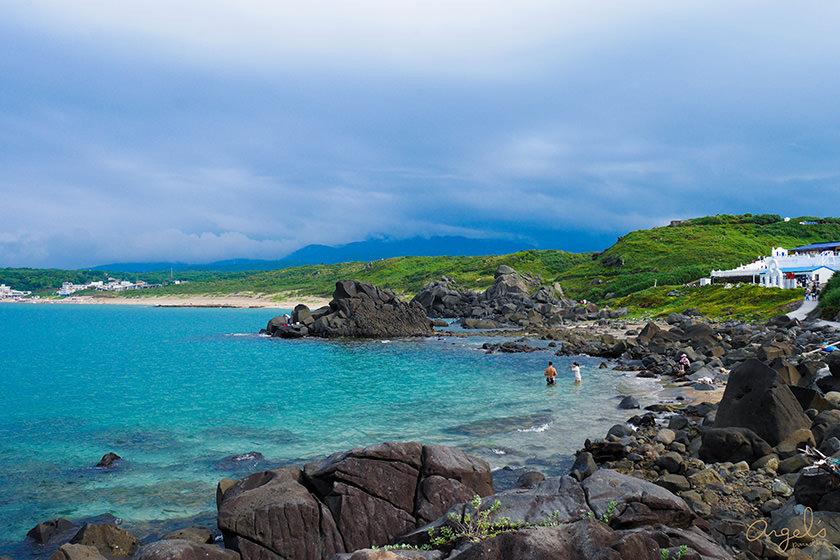 【新北】石門幸福茶飄香一日遊❤雲頂茶莊、白沙灣、伊莎貝拉海灘咖啡館