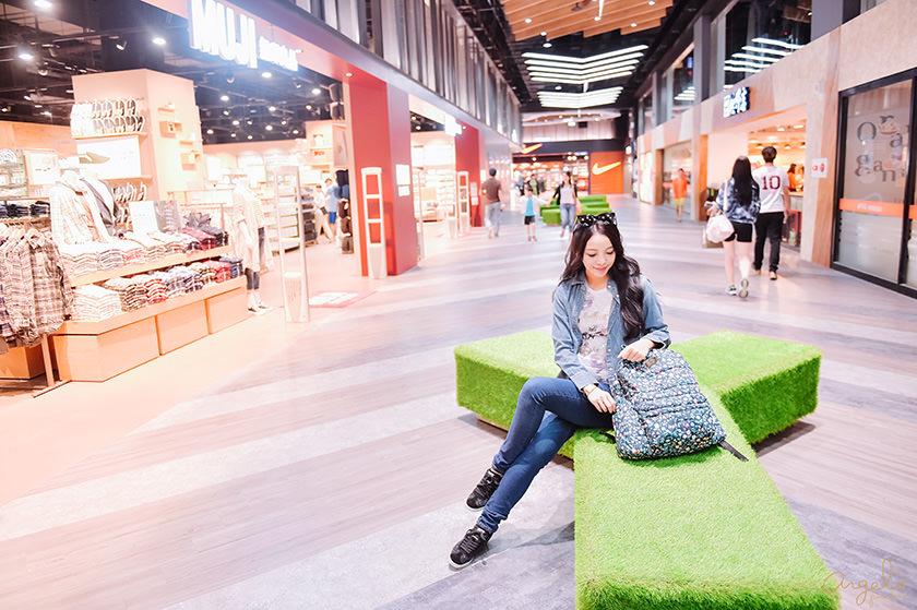 【逛街】台茂購物中心美好生活,耗上一天的好去處!夏威夷日式鬆餅MOKUOLA進駐B2囉