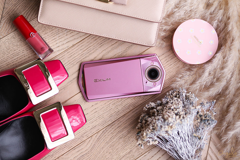 【3C】結合歷代色調於一身的CASIO EX-TR80,無人能敵的美肌相機首選