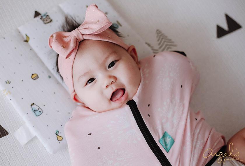 【育兒】提早睡過夜的育兒神器❤獨家搶先新花色~澳洲ergoPouch二合一舒眠包巾