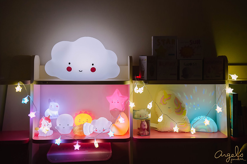 【團購】萌度破表的荷蘭A Little Lovely Company小夜燈~聖誕交換禮物