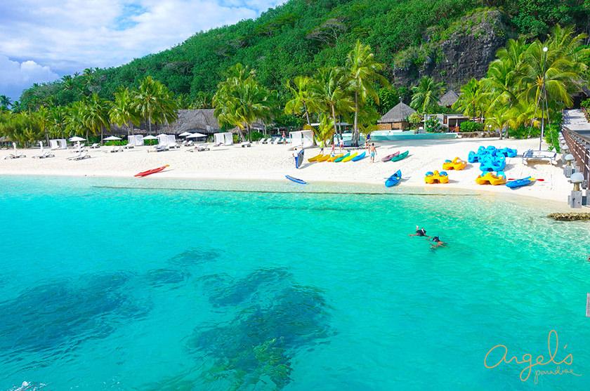 【大溪地BoraBora】只住一晚會後悔!港麗Conrad Bora Bora Nui,完美的時尚渡假村