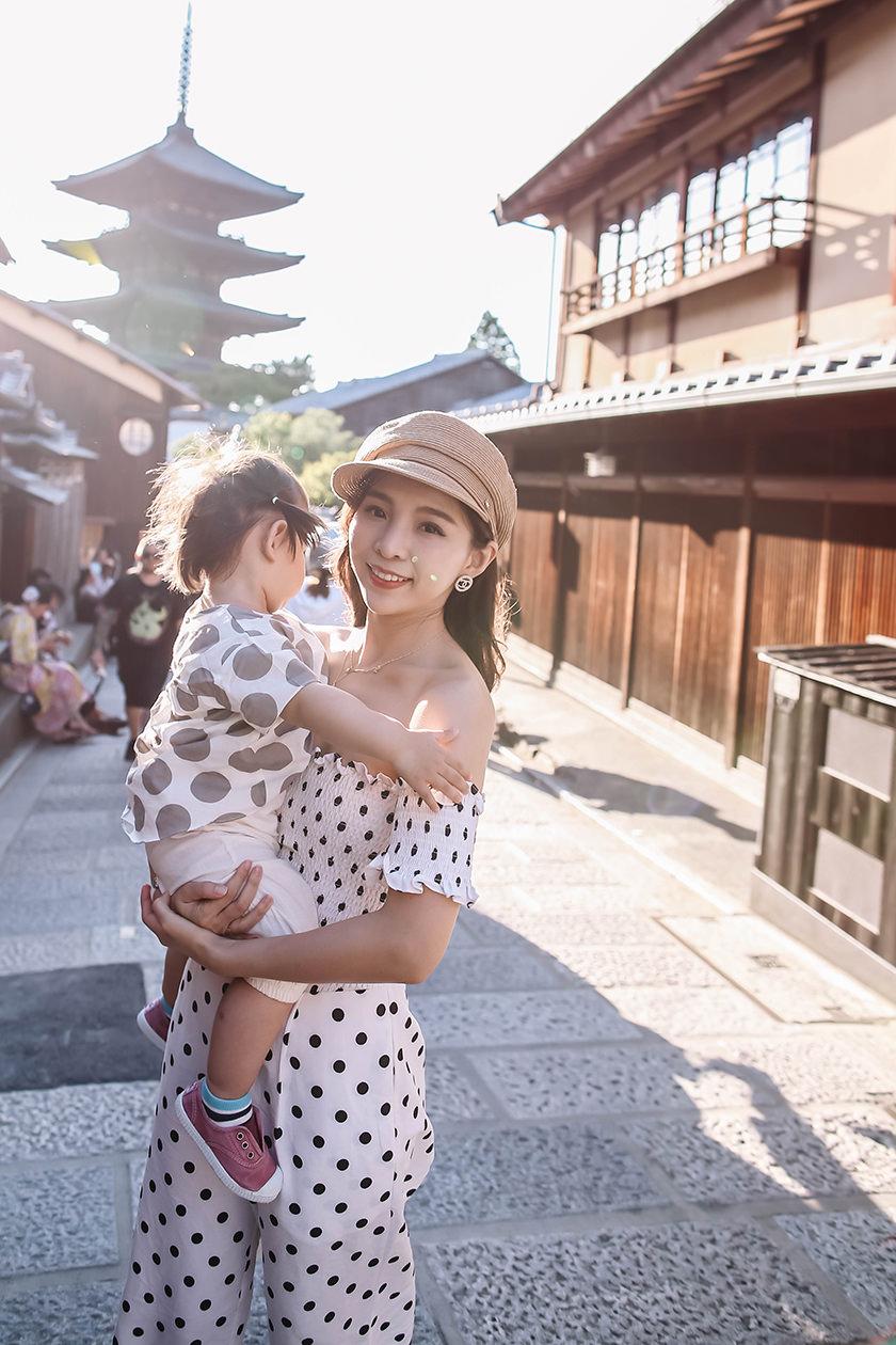 【穿搭】2018春季6月日常穿搭回顧,京阪旅行去!