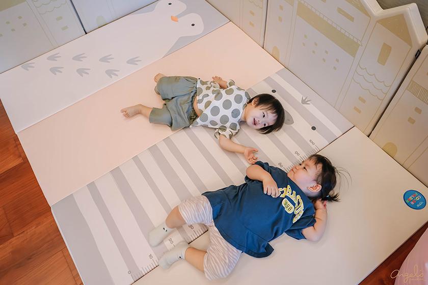【育兒】寶貝成長必需,可愛又有質感的ALZIPMAT動物四折折疊墊、帳篷小屋&Parklon帕龍地墊,廚房墊