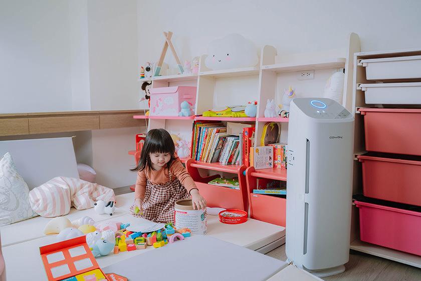 【家電】韓國Coway空氣清淨機「抑制流感.超安靜.美型家電」!最適合有小孩寵物的家庭!