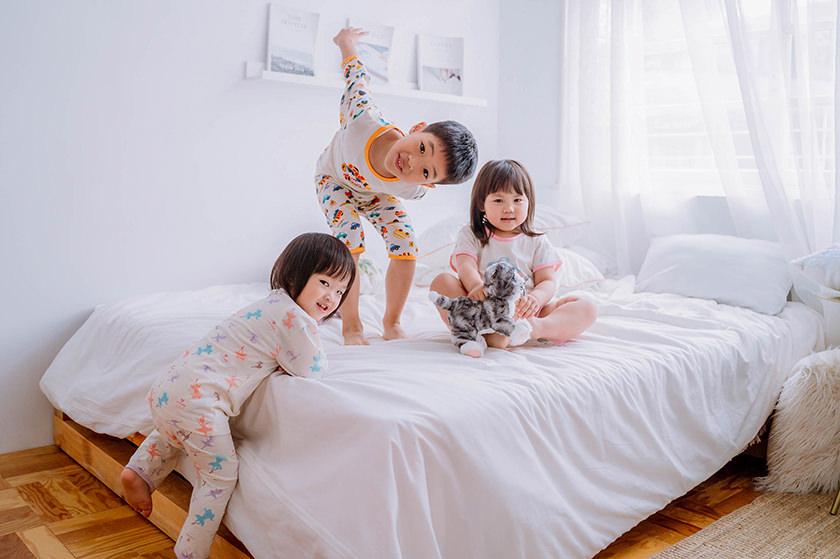 【育兒】超級舒服、超欠囤的Withorganic有機棉家居服2019春夏新款來囉!