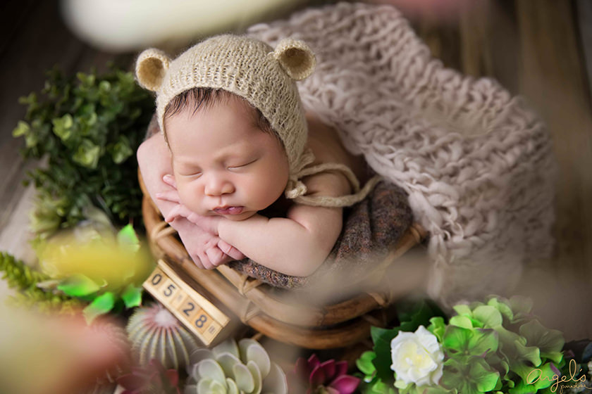 【新生兒寫真】Ryder誕生17天!錯過就回不去的迷人模樣!