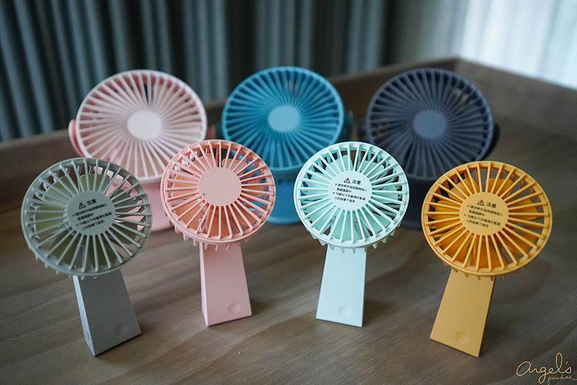 2020最新款AIRMATE艾美特風扇:USB垂直翻轉充電風扇/USB夾式風扇 ~隨身風扇也要很時髦
