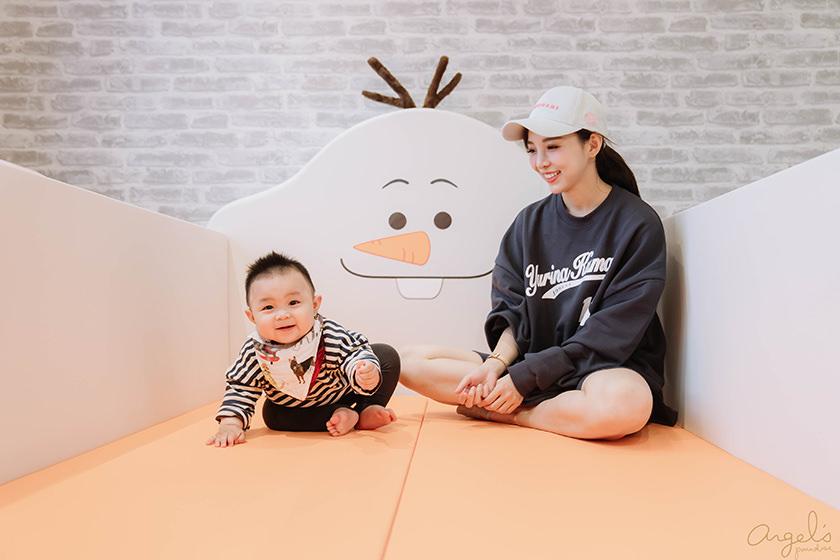 台灣搶先韓國上市~爆可愛!韓國ALZiPmat DISNEY聯名系列:多功能圍欄沙發床 &多功能摺疊地墊