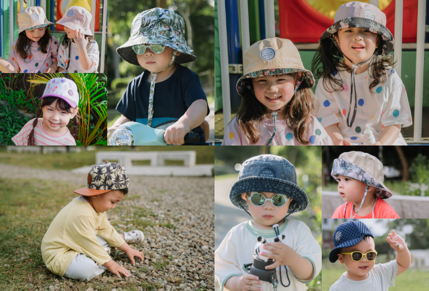 【育兒】親子帽首選~很潮很時尚的Little Renegade Company澳洲水桶帽/棒球帽/卡車司機帽!