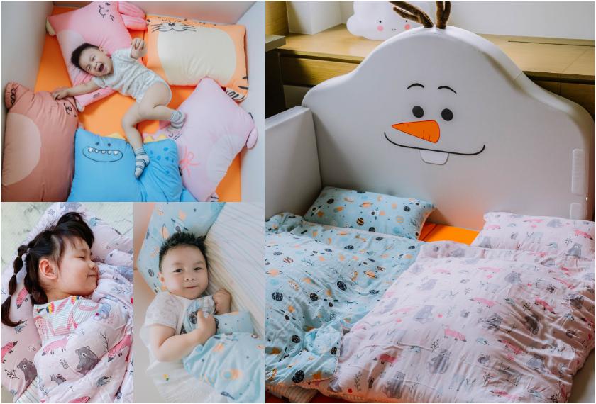 【育兒】真心大推大學必備,可愛又舒服的aribebe棉花糖睡袋&The Zazak手工睡袋/獨家收納袋