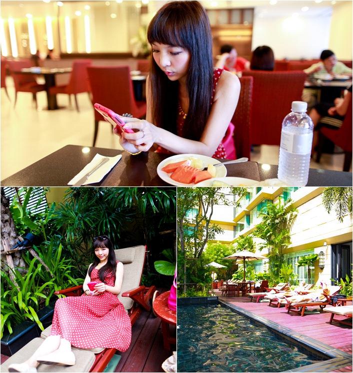 ▌旅遊 ▌我沒網路不能活中華電信亞洲漫遊~泰國上網吃到飽