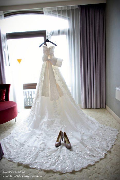 ▌Wedding ▌Bridal things‧婚禮當天忙碌的早晨跟迎娶篇兒♥