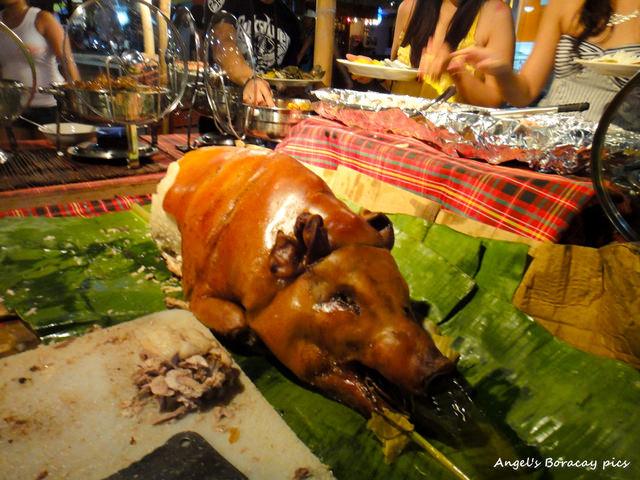 ☀自助長灘島Boracay☀島上美食【沙灘BBQ晚餐】享受當地風情