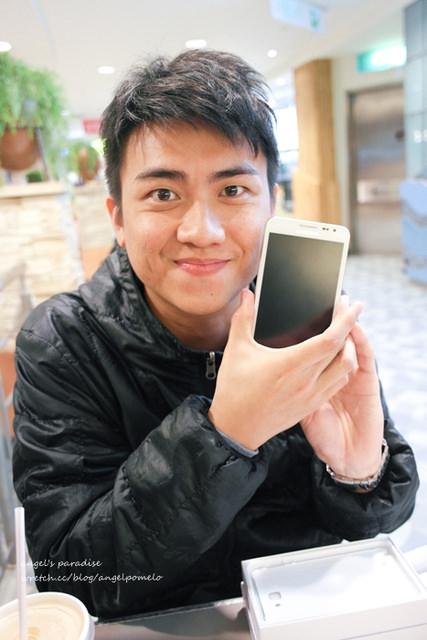 ▌敗家 ▌我的年終禮物第二發‧白色筆記本Galaxy Note~