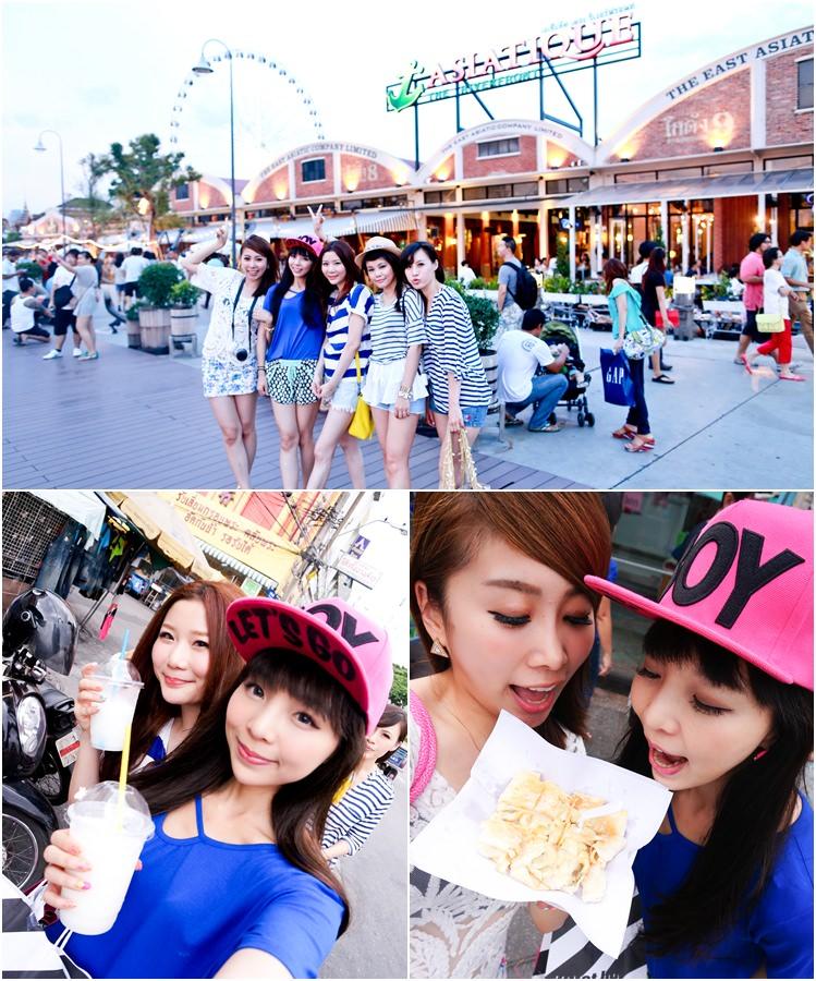 ▌曼谷 ▌DAY2一早就衝Mall再去考山路~晚上留給好有質感的碼頭夜市!