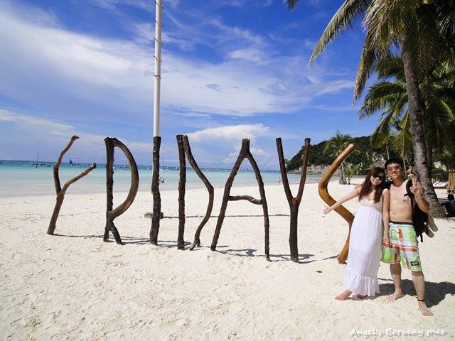☀自助長灘島Boracay☀島上景點【Friday's沙灘】+【Willy's Rock】美麗破表必遊的兩個地方~