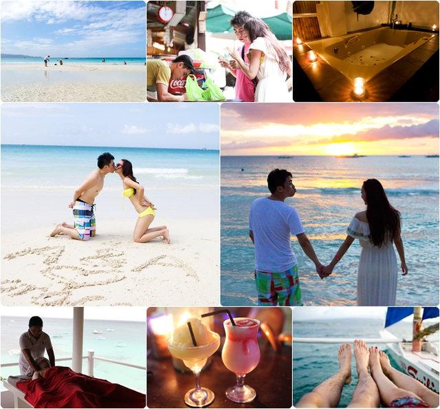 ▌旅遊 ▌好浪漫~迷人的長灘島景緻 ! 讓感情更加溫♥