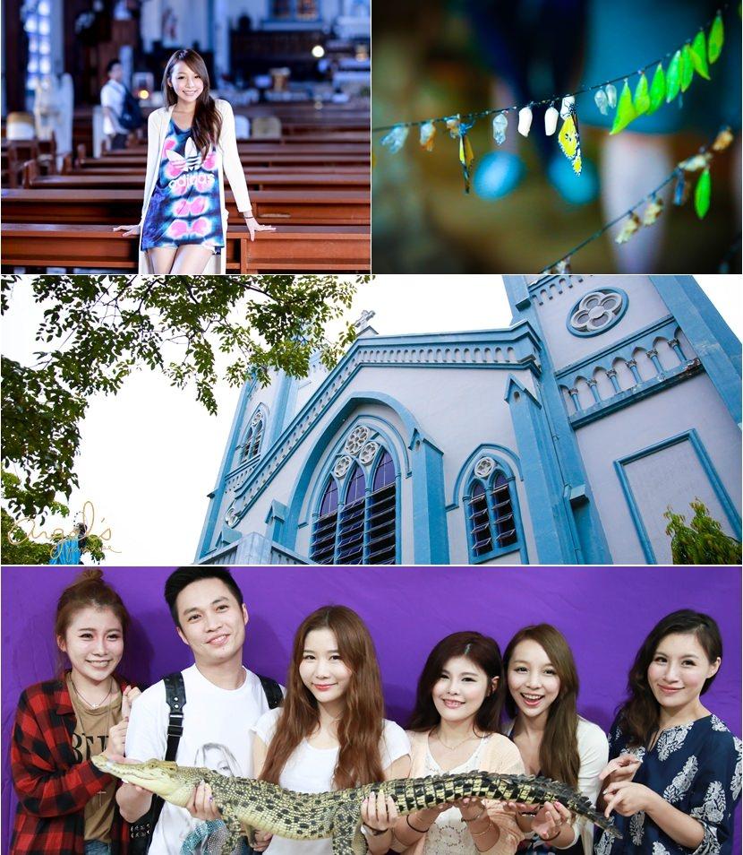 ▌巴拉望Palawan ▌Day1♥雨綿綿的藍色教堂,麵包山,公主港大人氣菲式晚餐