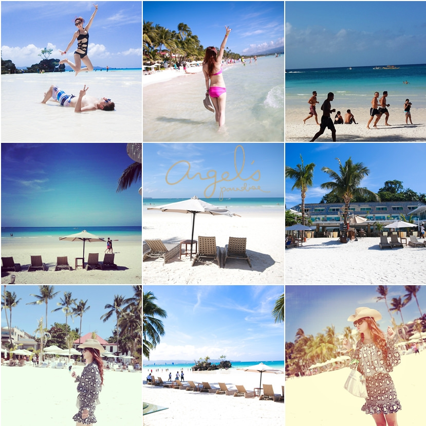 ▌長灘島 ▌Boracay♥Estacio uno飯店&S1白沙灘之美♥