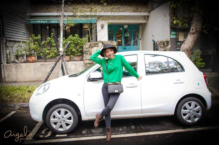 ▌試乘 ▌New MARCH與我的一日台北藝文時尚之旅♥
