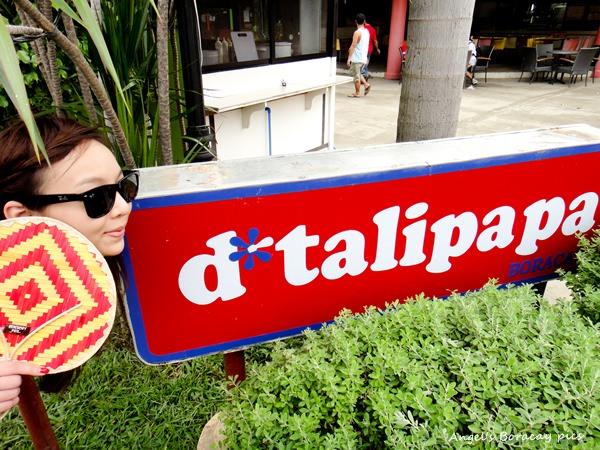 ☀自助長灘島Boracay☀島上美食【D'Talipapa吃海鮮大餐】巨大明蝦大餐猴腮雷! 吃飽再血拚買名產!
